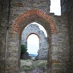 Ruins of St. Michael's church