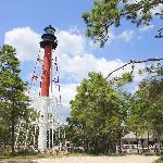 Crooked River Lighthouse and park