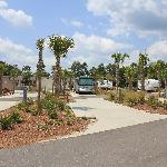 Carrabelle Beach cottages and RV pads