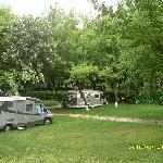 A quiet place with bird songs