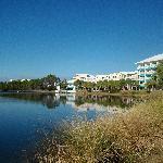 View of Carillon Beach Inn