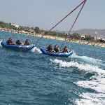 Sport aquatique...