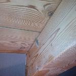 Nail above bed