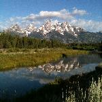 Beautiful Tetons
