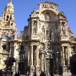 Catedral de Santa María, Murcia.