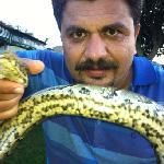 Uganda Reptile Village