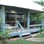 Garden one bedroom bungalow