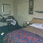 Inside of room