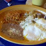 Chilaquiles - Excellent