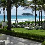 Beach Front at Katathani