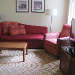 The Livingroom/sofabed