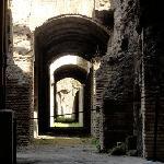 underground at the Coliseum