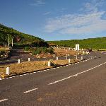 Road to Encumeada, Churrascaria & Pub '' Pastor do Paul Grill '' – Pico da Urze, Madeira, 2011