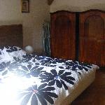 Bedroom 1, castle view