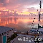 Sunrise at WildQuest
