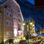 Hotel Goldener Adler mitten in Ischgl