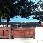 view from the sundek
