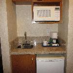 Mini kitchenette