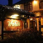 Ward's Bar & Hotel