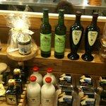 Olive Oil Display