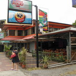 Photo de Lava Rocks Cafe