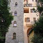 B&B Gocce di Limone -  looks like Medieval Tower.