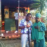 Javia and high priest