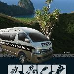 Delivering the best transport and tours on the Coromandel