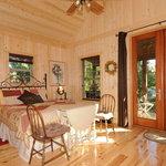 Calamity Jane cabin