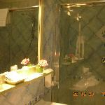 elegnt bathroom