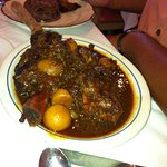 Unbelievable lamb shank