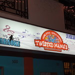Twisted Mama's Sign