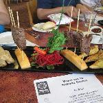 Dinner at Barra Bistro & Bar