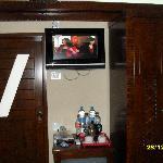 chambre vu télé