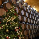 ガーギッチ・ヒルズのワイン樽