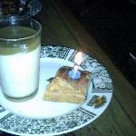 Si vous fêtez votre anniversaire, évitez la soupe de poire en dessert. Sinon vous soufflerez vot