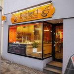 Blucher 1 from street