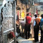 Inside the Rat Temple