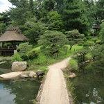 縮景園照片