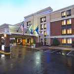 Beautiful Exterior of the Holiday Inn Express Reston/Herndon