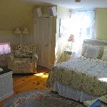 La stanza con la jacuzzi