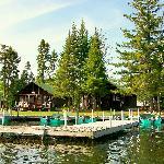 Lakefront Cottages