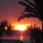 Spectaular sunsets!