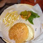 chicken hamburguer