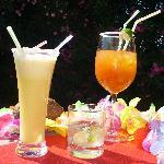 Cocktails raffraîchissants