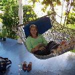 Hammock With net