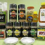 Gourmet Spices and Much More