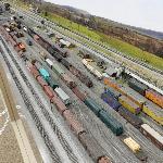 HO scale railway