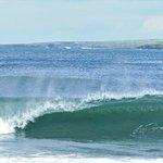 Surf lessons with the top LAhinch Surf School