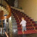 Lobby Melody Hotel Moscow